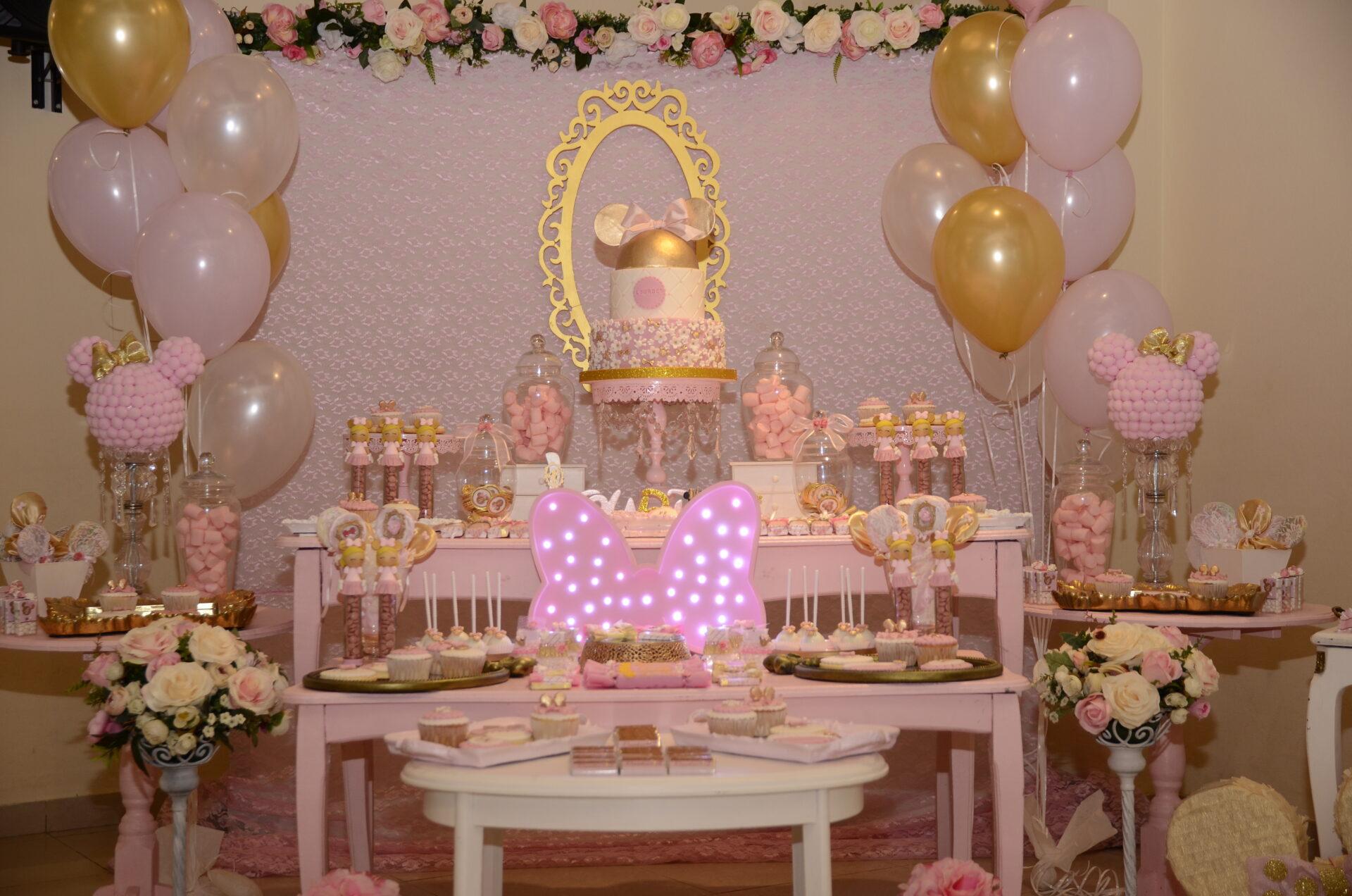 cumpleaños infantiles y sociales