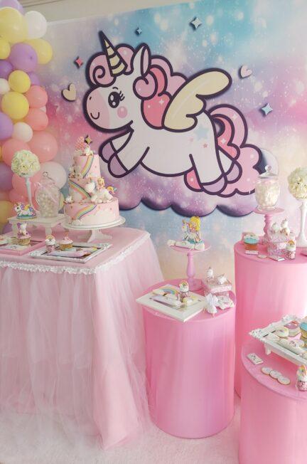 cumpleaños temáticos infantiles a domicilio
