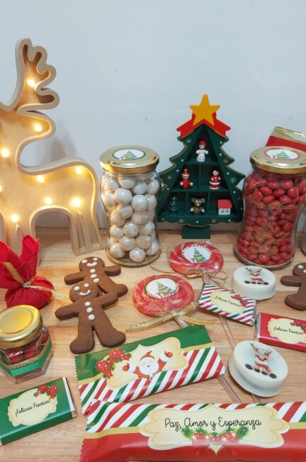 Santa Claus Box personalizado y temático