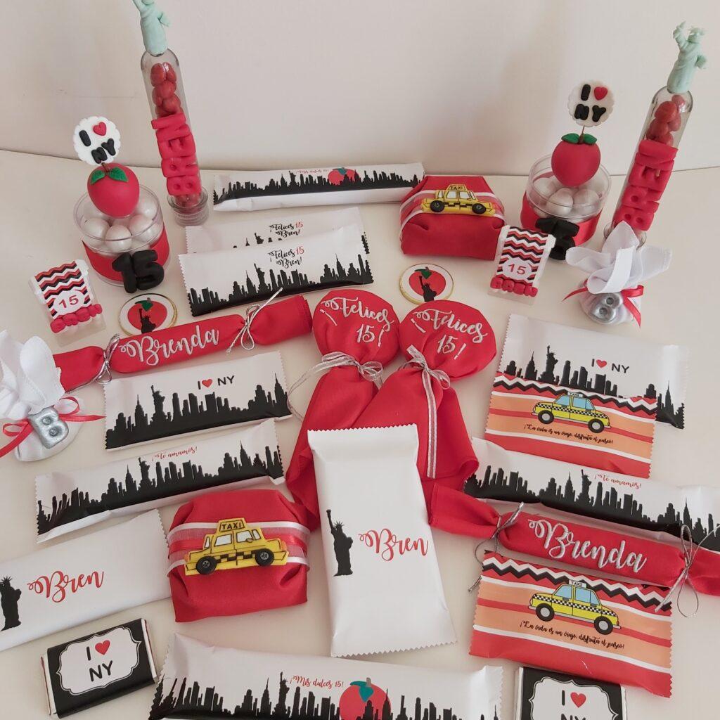 Candy Box personalizado y temático